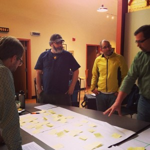 LPFM Core Group Mapping